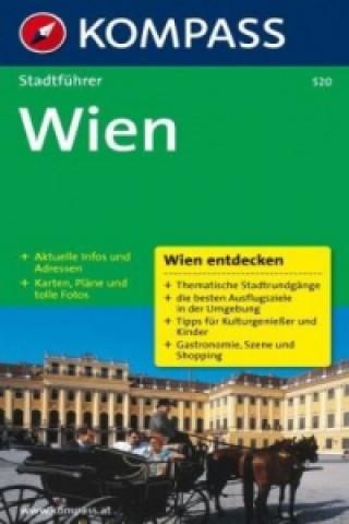 Kompass Stadtführer Wien