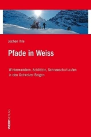 Pfade in Weiss