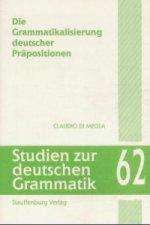 Die Grammatikalisierung deutscher Präpositionen