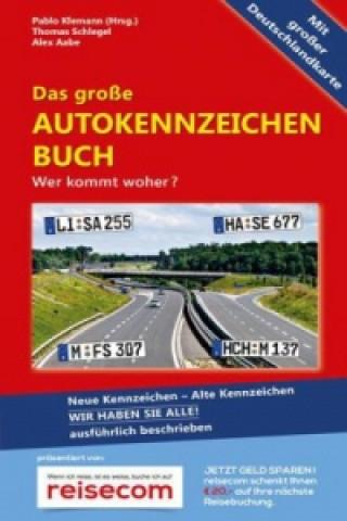 Das große Autokennzeichen-Buch