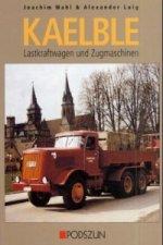 Kaelble Lastkraftwagen und Zugmaschinen