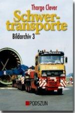 Schwertransporte, Bildarchiv. Bd.3