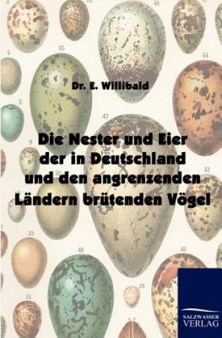 Nester Und Eier Der in Deutschland Und Den Angrenzenden Landern Brutenden Voegel