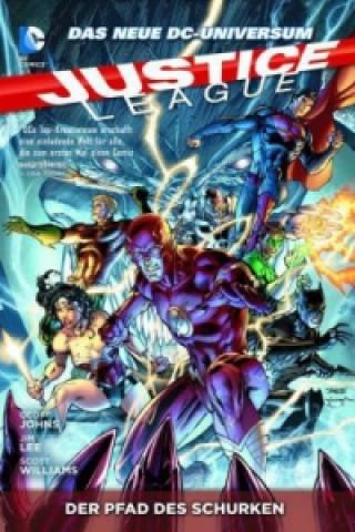 Justice League - Der Pfad des Schurken