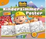 Bob der Baumeister - Kinderzimmerposter zum Ausmalen