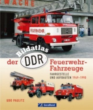 Bildatlas der DDR-Feuerwehr-Fahrzeuge
