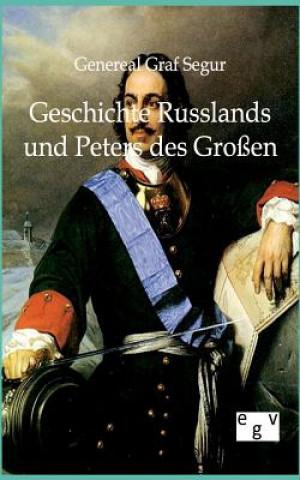 Geschichte Russlands Und Peters Des Grossen