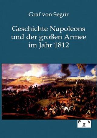 Geschichte Napoleons Und Der Grossen Armee Im Jahr 1812