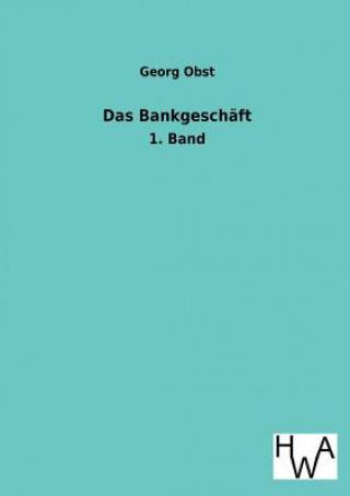 Bankgeschaft