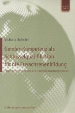 Gender-Kompetenz als Schlüsselqualifikation für die Erwachsenenbildung