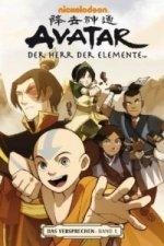 Avatar, Der Herr der Elemente - Das Versprechen. Bd.1