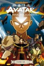 Avatar, Der Herr der Elemente, Das Versprechen. Bd.3