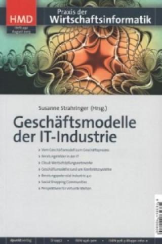 Geschäftsmodelle der IT-Industrie