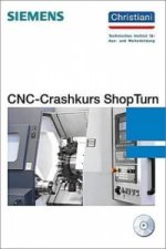 CNC-Crashkurs-ShopTurn, m. CD-ROM