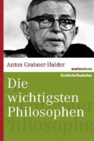 Die wichtigsten Philosophen