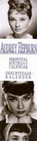 Audrey Hepburn, Geburtstagskalender
