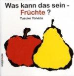 Was kann das sein - Früchte?