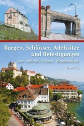 Burgen und Schlösser, Adelssitze und Befestigungen am Bodensee und am Hochrhein. Bd. 1.2