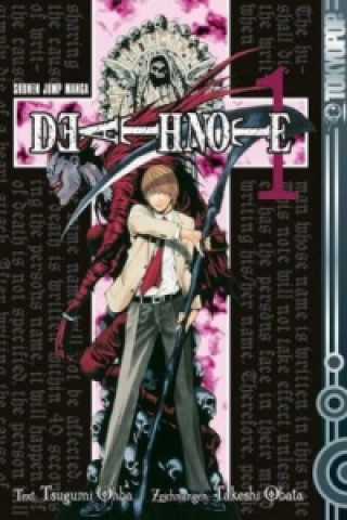 Death Note. Bd.1