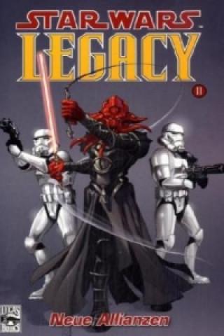 Star Wars Legacy - Neue Allianzen. Tl.2
