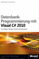 Datenbankprogrammierung mit Visual C sharp 2010, m. CD-ROM
