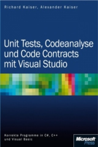 Unit Tests, Codeanalyse und Code Contracts mit Visual Studio 2010