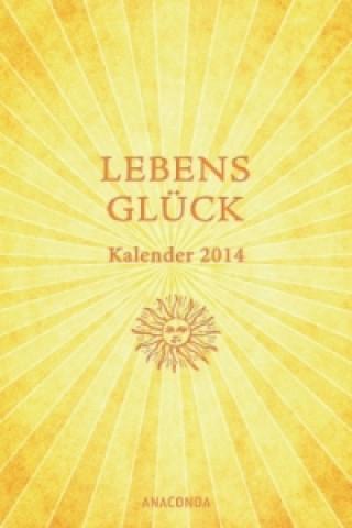 Lebensglück, Taschenkalender 2014