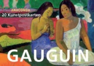 Gauguin, Postkartenbuch