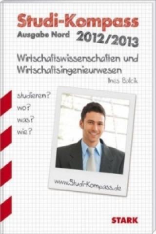 Wirtschaftswissenschaften und Wirtschaftsingenieurwesen, Ausgabe Nord 2012/2013