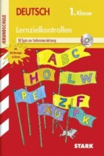 Lernzielkontrollen Grundschule, Deutsch 1. Klasse, m. MP3-CD