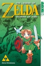 The Legend of Zelda - Ocarina of Time. Bd.1