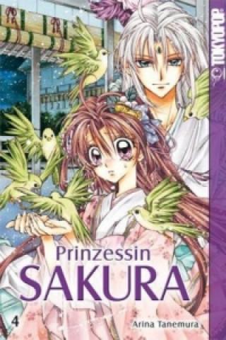 Prinzessin Sakura. Bd.4