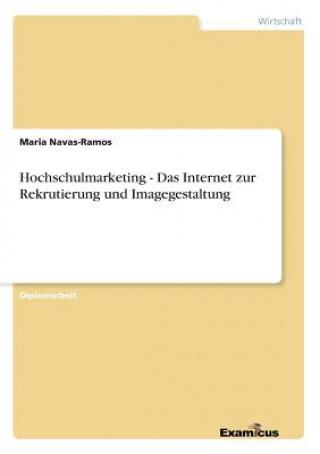 Hochschulmarketing - Das Internet zur Rekrutierung und Imagegestaltung