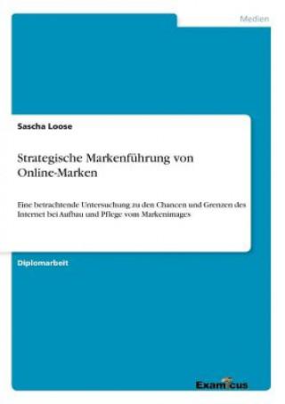 Strategische Markenfuhrung von Online-Marken
