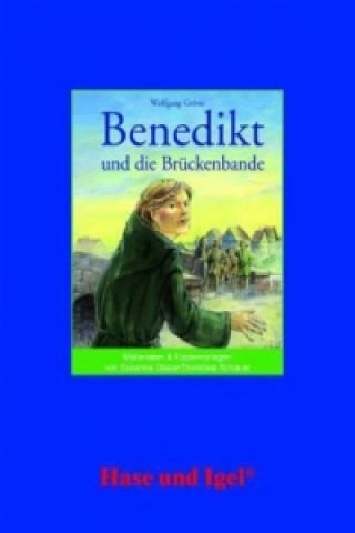 Materialien & Kopiervorlagen zu Wolfgang Gröne, Benedikt und die Brückenbande