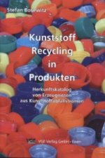 Kunststoff-Recycling in Produkten
