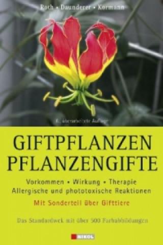 Giftpflanzen Pflanzengifte