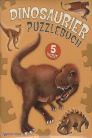Dinosaurier, Puzzlebuch