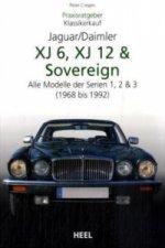 Jaguar, Daimler XJ6, XJ12 & Sovereign