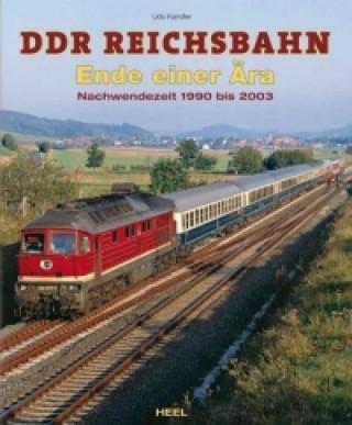 DDR-Reichsbahn - Ende einer Ära