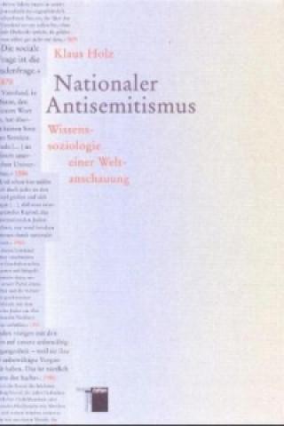 Nationaler Antisemitismus