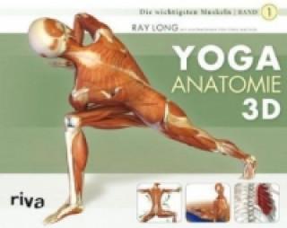 Yoga-Anatomie 3D. Bd.1