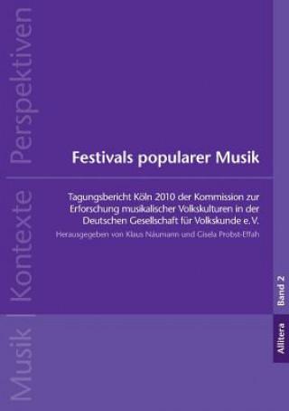 Festivals Popularer Musik