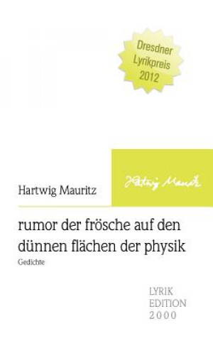 Rumor Der Fr sche Auf Den D nnen Fl chen Der Physik