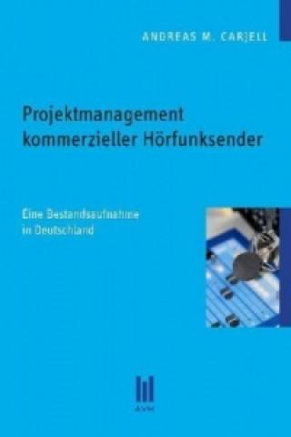 Projektmanagement kommerzieller Hörfunksender