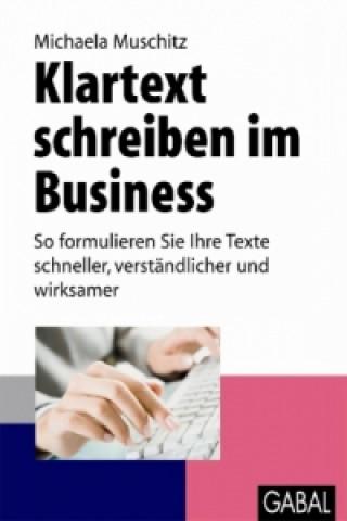 Klartext schreiben im Business