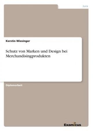 Schutz von Marken und Design bei Merchandisingprodukten