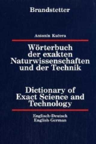 Wörterbuch der exakten Naturwissenschaften und der Technik. Dictionary of Exact Science and Technology. Bd.1