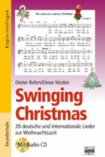 Swinging Christmas, m. Audio-CD
