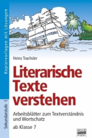 Literarische Texte verstehen